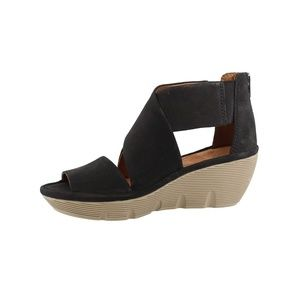 Clarks Rubber Wedges